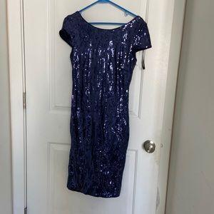 Sequin Calvin Klein Dress size 6